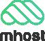 mhost.lt logo